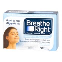 Breathe Right 30 bandelettes