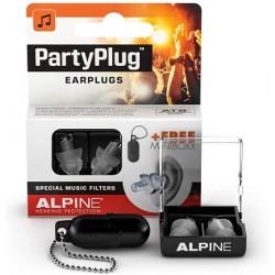 Alpine bouchons oreilles PartyPlug 1 paire
