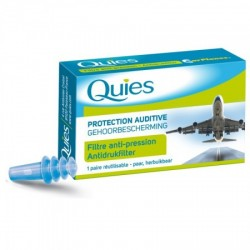 Quies protection auditive earplanes 1paire