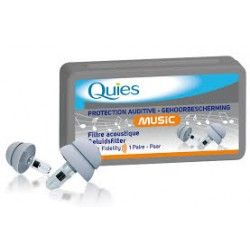 Quies protection auditive Music 1paire