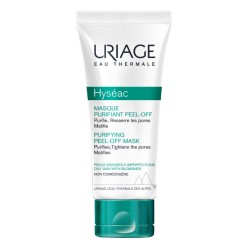 Uriage hyseac masque purifiant peel-off 40ml