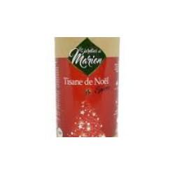 Tisane de Noël jardins de Marion