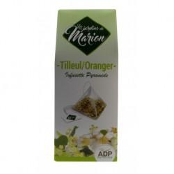 Tisane Les jardins de Marion Tilleul oranger
