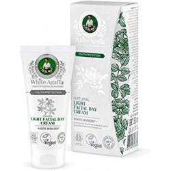 White Agafia Crème de jour légère à l'eglantier 50ml