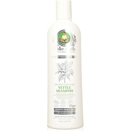 White Agafia shampoing à l'ortie 280ml