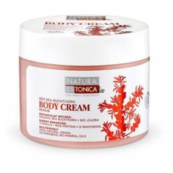 Natura Estonica red sea buckthorn crème corporelle 300ml