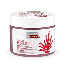 Natura Estonica purple acai body scrub 300ml