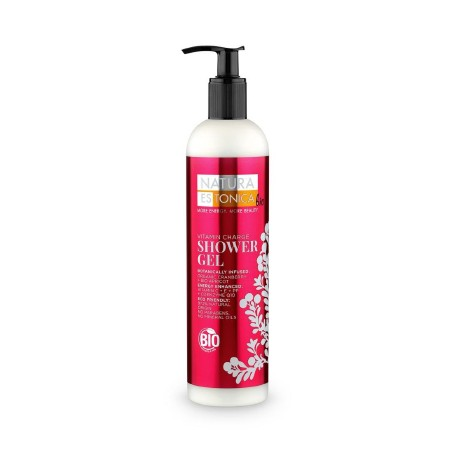 Natura estonica gel douche vitaminé 400ml