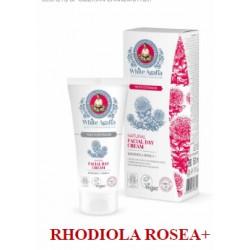 White Agafia crème naturelle de jour visage 50ml