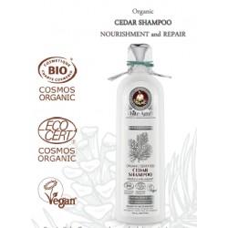 White Agafia shampoing au cèdre 280ml