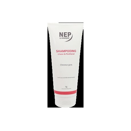 Nep shampoing cheveux gras