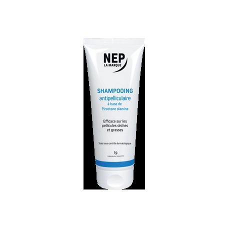 Nep shampoing antipelliculaire