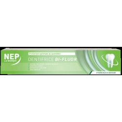 Nep dentifrice bi-fluor 75ml