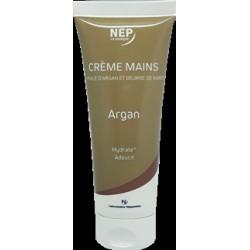 Nep crème mains argan 75ml