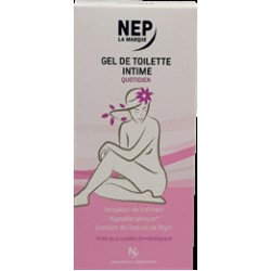 Nep gel de toilette intime quotidien