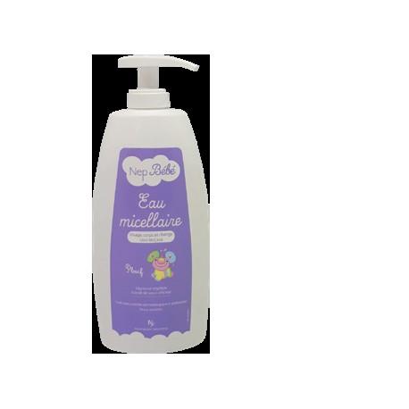 Nep bébé eau micellaire hypoallergenique
