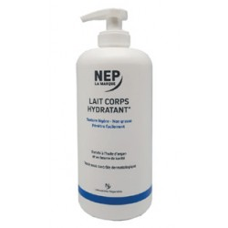 Nep lait corps hydratant