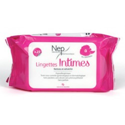 Nep lingettes intimes